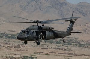 Sikhorsky UH-60 Blachkawk